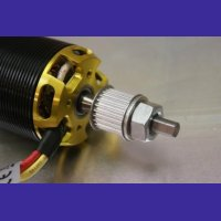 Driverpulley for clamping cone ( 8mm and 10mm Shaft)