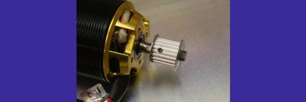 Driver-/ enginepulleys