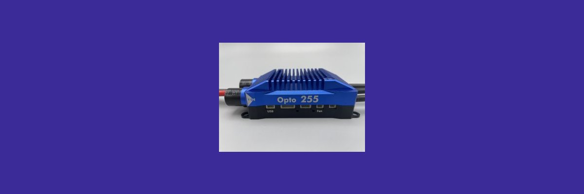Der NEUE YGE-255 OPTO (6 - 16S) jetzt lieferbar, damit sind Antriebsleistungen bis 15KW / 22KW-Peak realisierbar - Der-NEUE-YGE-255-OPTO-6-16S-jetzt-lieferbar