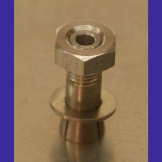Spannkonus 4mm Motorwelle