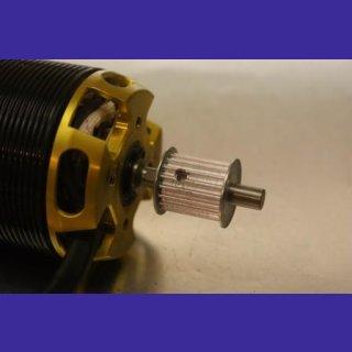 driver-/ enginepulley 6mm/ 19 teeth