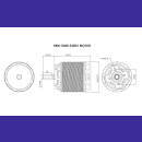 SCORPION HKIII-5040-530KV (8mm)