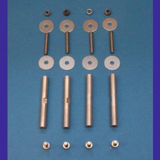 Satz Abstandhalter (Stand-Off´s) 80mm