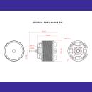 SCORPION HKIII-5025-520KV (8mm)