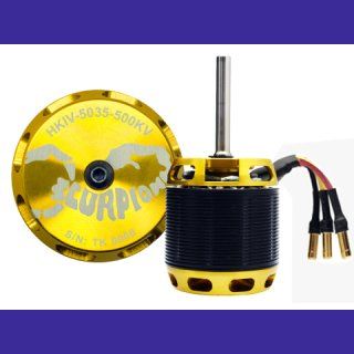 Kopie von SCORPION HK-4530-500KV 6mm Shaft (Limited Edition)