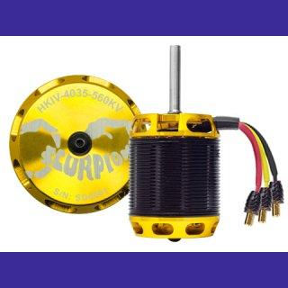 Scorpion HKIV-4035-560KV