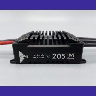 YGE-205 HVT BEC Black Edition